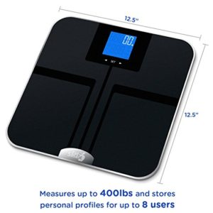 Eatsmart Precision Body Fat Scale