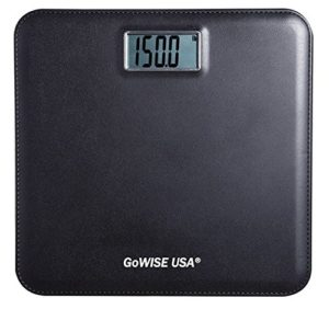 GoWise Personal Digital Scale