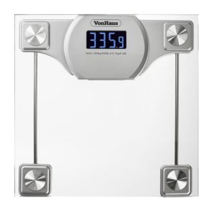 VonHaus Digital Bathroom Scale